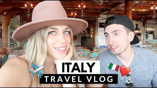 ITALY TRAVEL VLOG: Rome, Positano, Capri | Nitsan Raiter