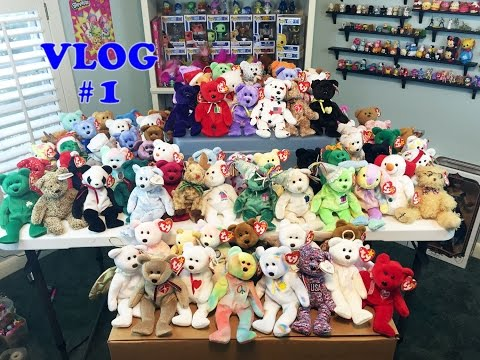 80b213621a3 MOVING VLOG  1- TY BEANIE BABIES COLLECTION   PACKING - Action.News ABC  Action News Santa Barbara Calgary WestNet-HD Weather Traffic