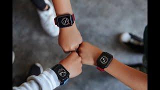Die neue ANIO5, alle Einzelheiten der neuen Kinder Smartwatch erklärt.