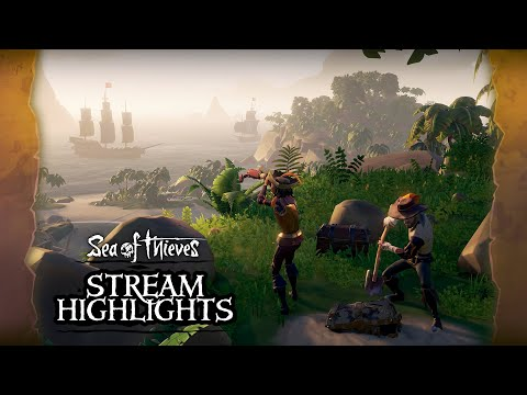 Sea of Thieves Weekly Stream Highlights: Reaper's Run