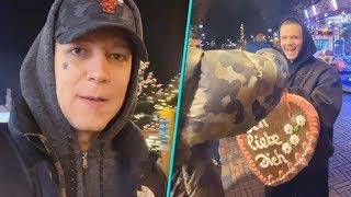LIVE geblitzt! 😂 Gruseliger Fan verfolgt Monte? 😂 mit Sascha & Nico | MontanaBlack IRL Highlights