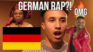 AMERICAN REACTS TO GERMAN RAP  HIP HOP (oh Mein Gott...)
