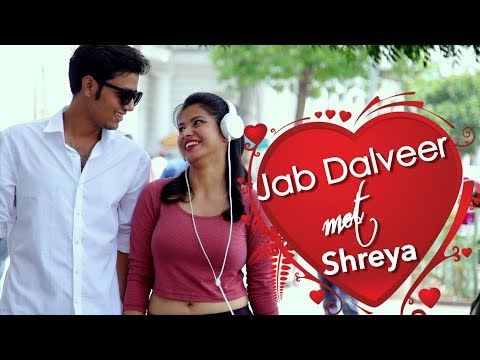 When dalveer met shreya