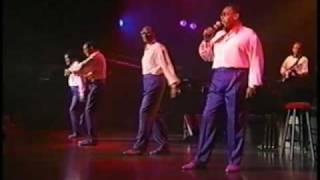 Four Tops - Ain't No Woman Like The One I Got (LIVE!)