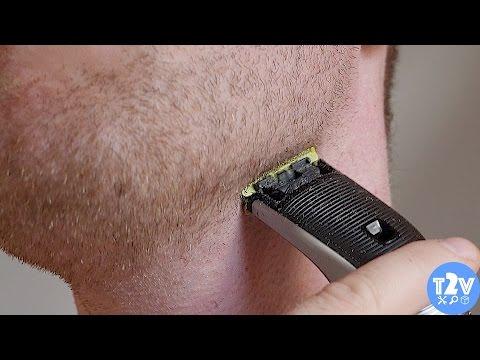 Rasieren ohne PICKEL & Rasurbrand // Philips OneBlade (DEUTSCH)