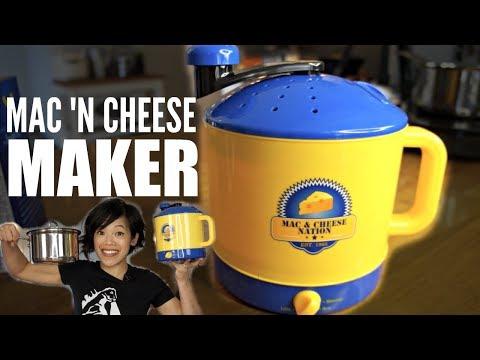 MAC & CHEESE MAKER vs. A POT | Nation Macaroni N' Cheese TEST