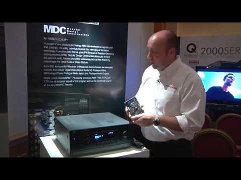NAD Launch Modular Design Concept range of AV Receivers (...