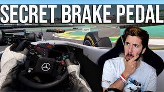The Formula 1 Car With The SECRET Brake Pedal