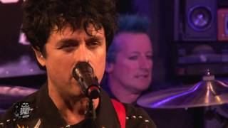 Green Day - Basketcase (Live at KROQ)
