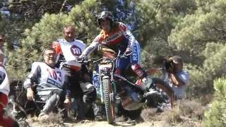 preview picture of video 'By riecod. Montesada de Trial a Tona 2011 - Toni Bou, Takahisa Fujinami, Laia Sanz,...'