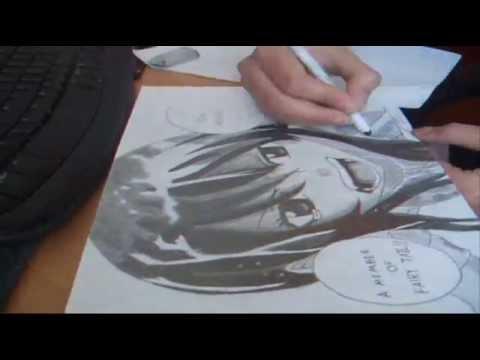 Comment dessiner wendy marvel fairy tail bah regarde la vid o xd mangas et chansons - Dessiner fairy tail ...