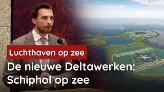 De nieuwe Deltawerken: Schiphol op zee