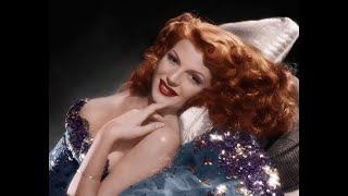 DNA - Anna F (Rita Hayworth Tribute)
