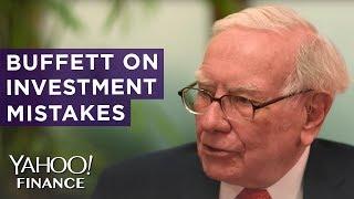 Warren Buffett Details The Biggest Investing Mistakes People Make