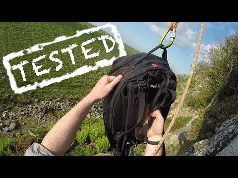 TESTED: The Manfrotto Bumblebee Pro Light 230 Camera Bag (ad)
