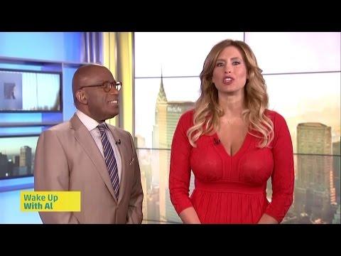Stephanie Abrams Fakes Hard 93