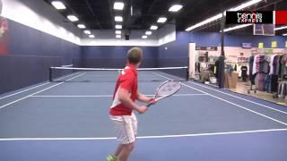 Ρακέτα τέννις Yonex VCore Tour G 97 video