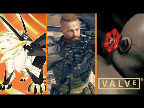 Pokemon Ultra Shiny + Black Ops 4 Copying Overwatch? + Valve Loses Lawsuit