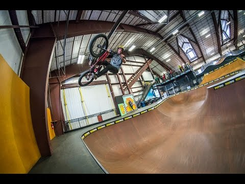 Larry Edgar - Woodward Copper Bmx Camp