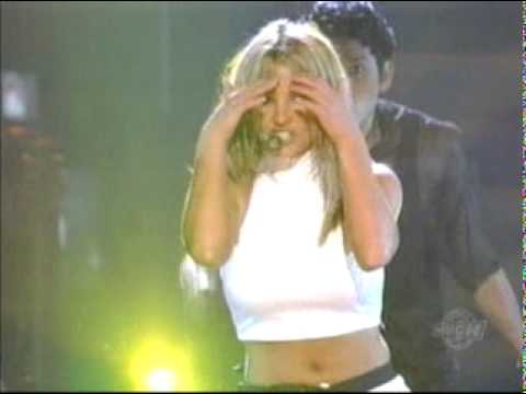 Britney Spears - Sometimes/ Crazy 1999