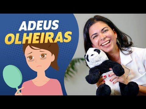 Imagem ilustrativa do vídeo: COMO ELIMINAR AS OLHEIRAS
