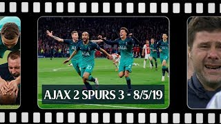 **EPIC** LUCAS MOURA HATRICK SENDS TOTTENHAM TO THE CHAMPIONS LEAGUE FINAL! [THROWBACK VLOG]