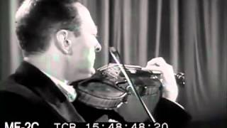 Paganini Caprice #24  by Jascha Heifetz