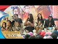 LAUNCHING SI DOEL THE MOVIE QnA Bersama Cast Si Doel The Movie