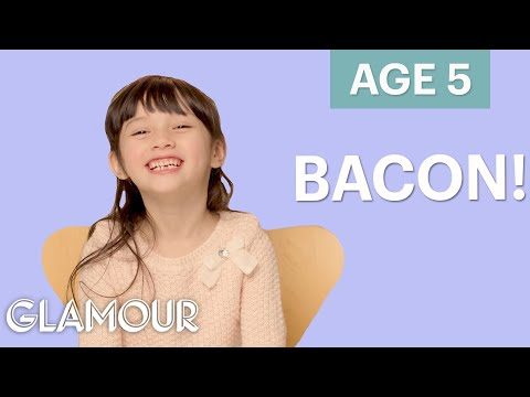 70 Women Ages 5 to 75: What's Your Favorite Food?   Glamour
