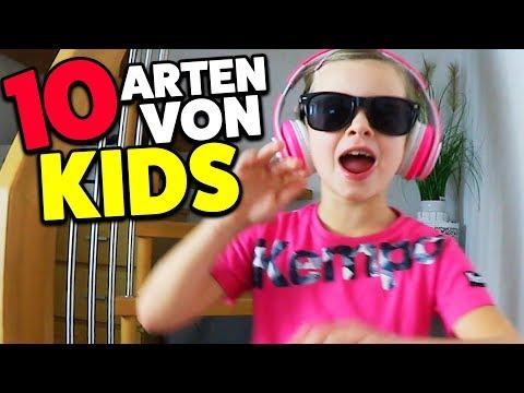 10 ARTEN von Kindern - Lulu & Leon - Family and Fun