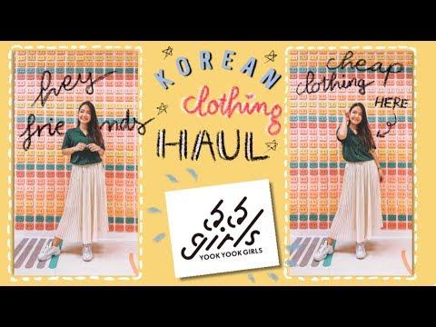 [VIETSUB] 🌻A $200 SUPER CUTE Clothing Haul (66GIRLS REVIEW) 👗 LẠI MỘT CHIẾC HAUL QUẦN ÁO HÀN 🥰✨