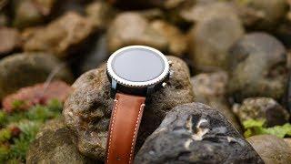 Endlich wieder eine schöne Smartwatch: Fossil Q Explorist Unboxing & Hands On!