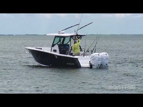 Blackfin 272 video