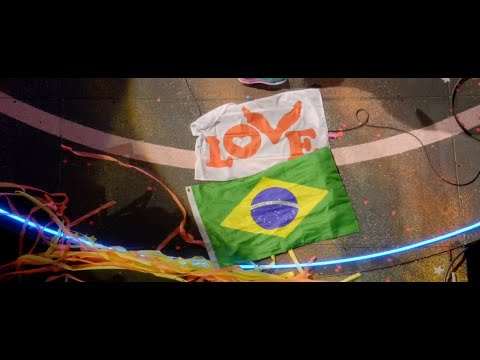 Up&Up - Live In São Paulo (Coldplay)