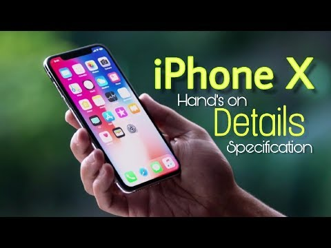 IPhone X Official Trailer - New Apple - Iphone Ten Offical First Look and Trailer with Specification