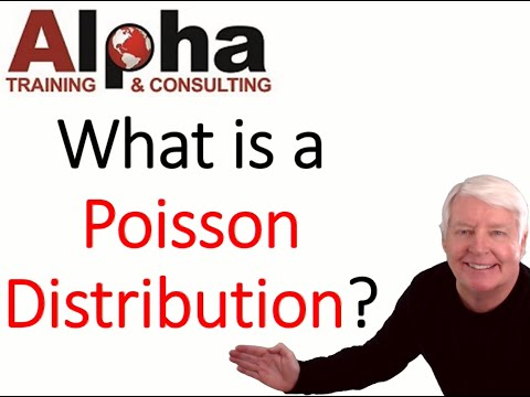 What is a Poisson Distribution? (Alpha Training for ASQ certification ...