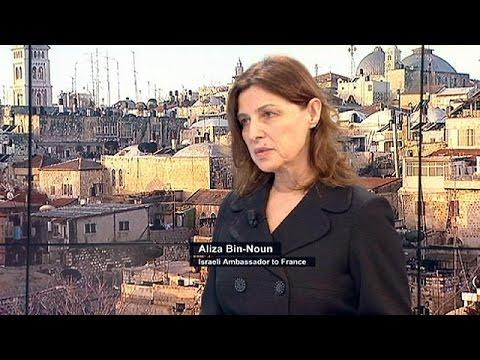 Ευθείες βολές κατά του Ιράν από την πρέσβη του Ισραήλ στη Γαλλία