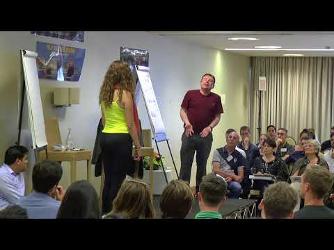 Level One Coaching, a demo from Michael Carroll live at the International Coaching Certification