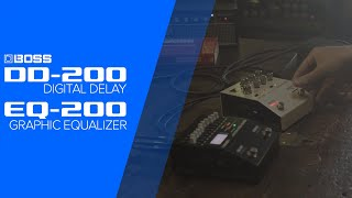 Boss EQ-200 Graphic Equaliser - Andertons Music Co