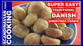 How to Make Danish Peppernut Christmas Cookie - Pebernødder