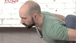 Смотреть онлайн Пошаговый урок Аштанга-йоги для начинающих