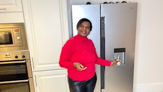 Fridge Freezer Reviews! A review of Haier side by side American Style Fridge and Freezer