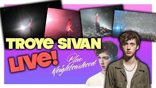 Gambar cover TROYE SIVAN LIVE IN MELBOURNE, YA JOKIN! (Day: 93)   LIVE CONCERT FOOTAGE
