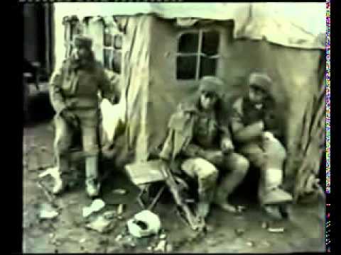 Армейские песни под гитару  Попал под пули взвод