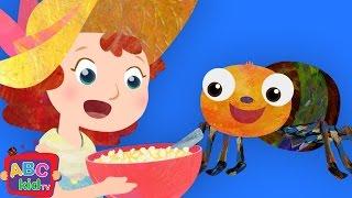 Little Miss Muffet (2D) | CoCoMelon Nursery Rhymes & Kids Songs