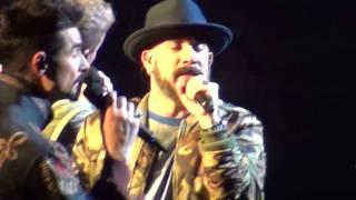 Backstreet Boys Breathe Dna Tour London O2 Arena 17062019