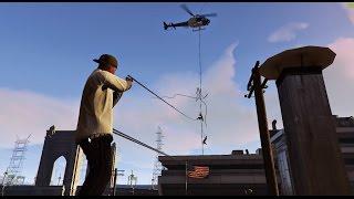 Hướng dẫn mod súng bắn dây trong GTA 5 (Just Cause 2 mod)