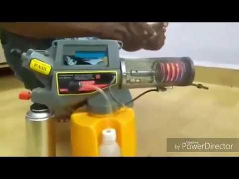 Blackstone Mini Fogging Machine