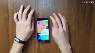 Распаковка и обзор: фитнес браслет Xiaomi Mi Band 1S Pulse Black