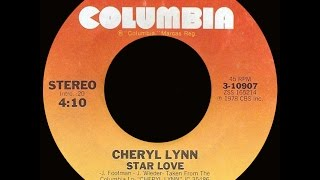 Cheryl Lynn ~ Star Love 1978 Disco Purrfection Version